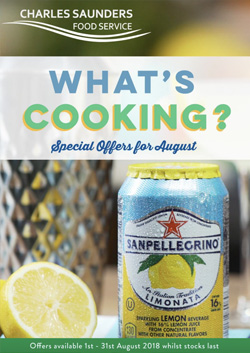August - What's Cooking